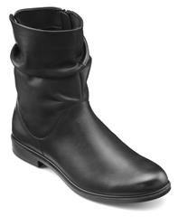HOTTER  CHESTER BOOT - BLACK
