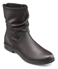 HOTTER  CHESTER BOOT - CHOCOLATE