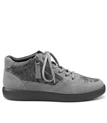 HOTTER GREY RAPID SNEAKER