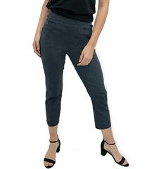 JOLIE BLUE 3/4-LENGTH STRETCH PANTS