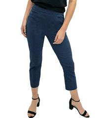 JOLIE DENIM 3/4-LENGTH STRETCH PANTS