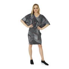 HIP HOP IVORY COCOON BENNET DRESS