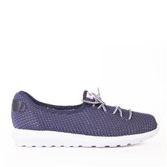 FROGGIE NAVY MULTI FEATHERLIGHT SNEAKER - 10791