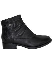 FROGGIE BLACK BOOT- 11750