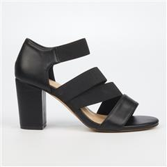 BUTTERFLY FEET BLACK BELOVED3 HEEL