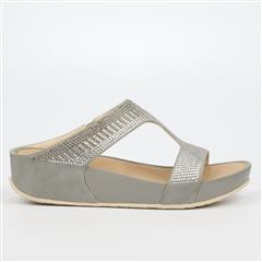 BUTTERFLY FEET GREY PRIKAS SANDAL