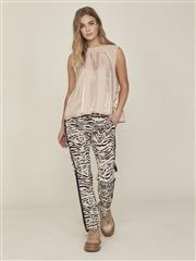 NU CHAMPAGNE DIA TOP WITH HOLES