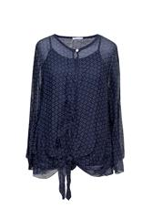 MII BLOUSE - BLUE