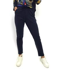 JOLIE NAVY ATHLEISURE SWEAT PANTS WITH DRAWSTRING