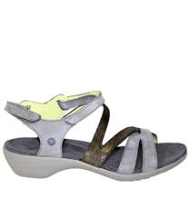 HUSH PUPPIES LOWELL DHARMA SANDAL - SMOKE