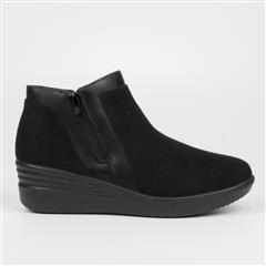 BUTTERFLY FEET BLACK NALEDI BOOTS
