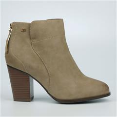 MISS BLACK NUDE AHLAM3 BOOTS