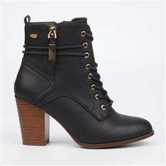 MISS BLACK- BLACK AHLAM2 BOOT