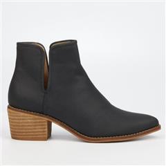 MISS BLACK- BLACK COOPER BOOTS