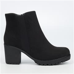 BUTTERFLY FEET BLACK CALI BOOTS