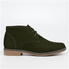 BUTTERFLY FEET OLIVE ESSEX BOOTS