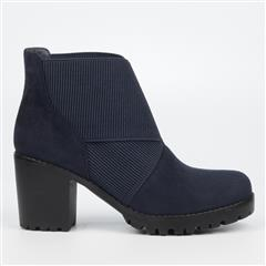 BUTTERFLY FEET NAVY ESTHER BOOT