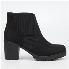 BUTTERFLY FEET BLACK ESTHER BOOT
