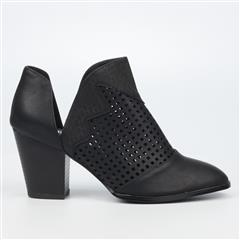 BUTTERFLY FEET BLACK LETTIE BOOT
