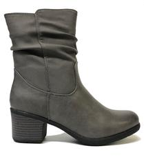 SOFT STYLE GREY WILLOW BOOTS