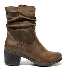 SOFT STYLE TAUPE WILLOW BOOTS