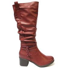 SOFT STYLE RED WILBUR BOOTS