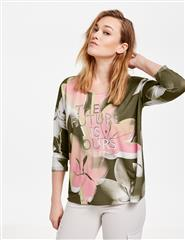 GERRY WEBER OLIVE FUTURE TOP