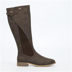 MISS BLACK- CHOCOLATE RANGER2 BOOTS