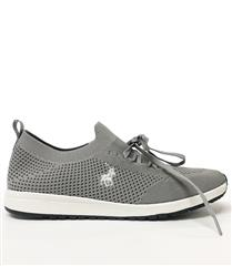 POLO GREY GEMMA ATHLETIC SNEAKER