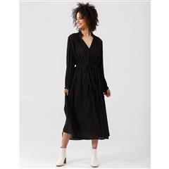 BRAVE + TRUE BLACK MONTANA DRESS