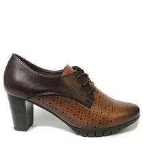 SOFT STYLE BROWN SIANI LACE-UP SHOE