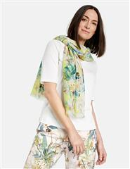 GERRY WEBER FLORAL OFF WHITE SCARF