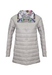 MADE IN ITALY PUFFER JACKET - GREY