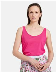 GERRY WEBER AZALIA TOP WITH PIPED EDGING
