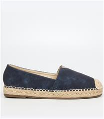 BUTTERFLY FEET NAVY MIMOSA LOAFER