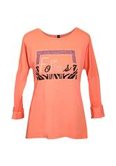MADE IN ITALY ORANGE TOP