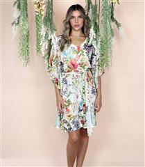 RYY FARROW PRINT DRESS