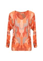 MADE IN ITALY TOP - ORANGE