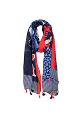 GERRY WEBER SCARF - MULTI COLOUR