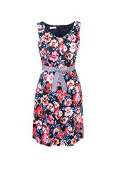 GERRY WEBER DRESS - MULTI COLOUR