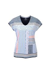 GERRY WEBER TOP - BLUMU