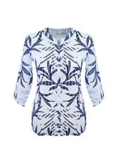 GERRY WEBER BLOUSE - BLUE
