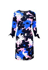 GERRY WEBER DRESS - BLUE