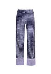 GERRY WEBER TROUSERS - MULTI COLOUR