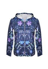 GERRY WEBER  JACKET - BLUE MULTI