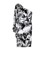 JOLIE BAM BAM MONOCHROME SHORT DRESS