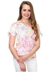 GERRY WEBER MULTI COLOUR T-SHIRT