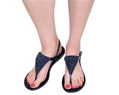 HOLSTER MIDNIGHT BLUE TRINITY SANDAL