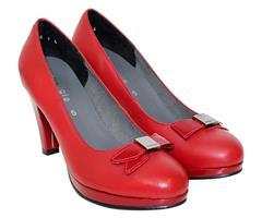 FROGGIE RED HEEL - 11795