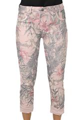 MADE IN ITALY BLUSH REVERSIBLE JEANS